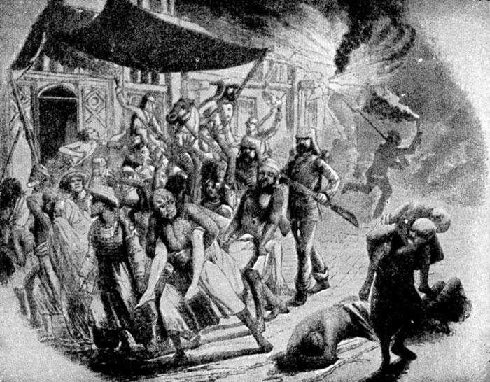 Восстание Индия Торрент